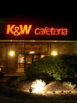 K & W Cafeterias in Myrtle Beach