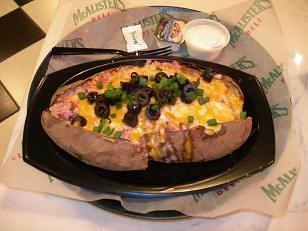 McAlister's Deli, American Food Restaurant Review 3