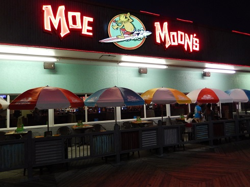 Moe Moon's in Myrtle Beach