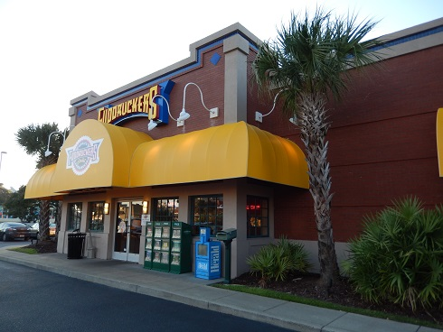 Fuddruckers in Myrtle Beach