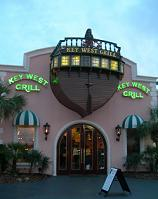 Key West Grill Steak And Seafood Restaurant on Broadway at the Beach